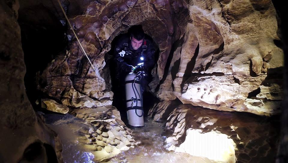 Cursos buceo cuevas lanzarote francia liquidplanet 2