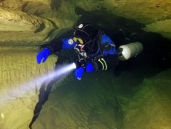 Diving Courses Cave Lanzarote Technical Diving France Liquidplanet 3