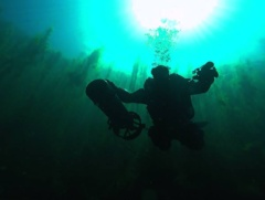 Diving Courses Cave Lanzarote Technical Diving France Liquidplanet