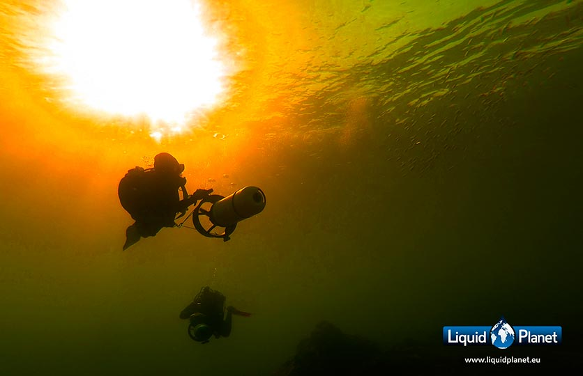 Discover Scooters Recreational diving courses in Lanzarote