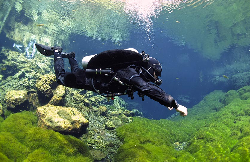Technical & Cave Diving Courses